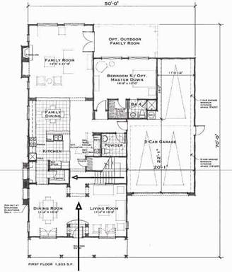 Feng Shui Home Plans Floor Plans
